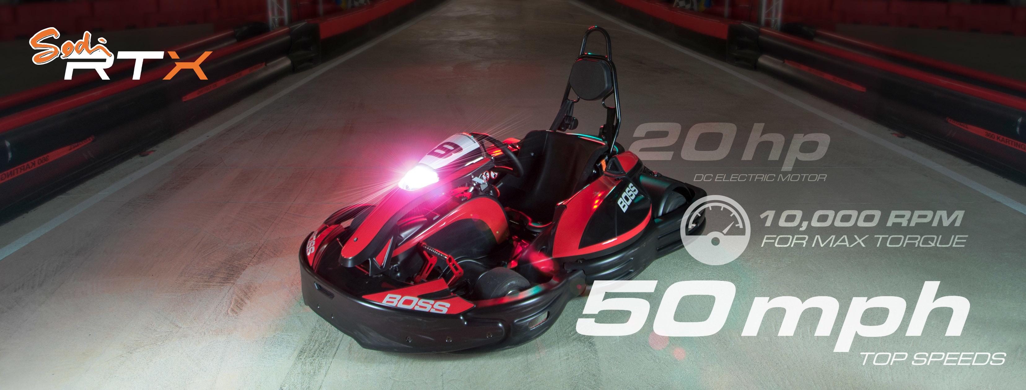 Go Karts Cleveland >> Boss Pro Karting Jaron Barnes